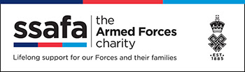 ssafa... The ONLY official armed forces charity