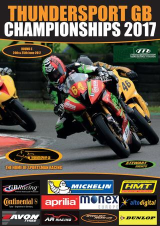 Mallory Park Complete Raceday Programme in flipbook form 2017