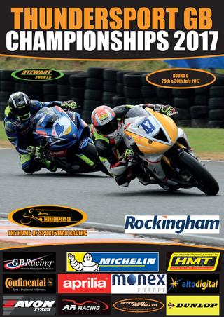 Rockingham Complete Raceday Programme in flipbook form 2017